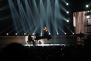 8 February -Washington, D.C: Recording Artist Mariah Carey performs the BET Honors 2014 Inside held at the Warner Theater on February 8, 2014 in Washington, D.C. (Terrence Jennings)
