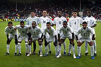 Fotball <br /> FIFA World Youth Championships 2005<br /> Nederland / Holland<br /> 11.06.2005<br /> Foto: ProShots/Digitalsport<br /> <br /> Honduras v Chile<br /> Doetinchem<br /> <br /> Honduras