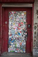 New York meat packing district , Mural Art / New York Art mural, Graffitis,