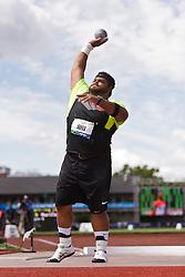 Reese Hoffa, Shot Put, Trials champion, Olympian