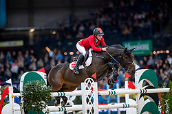 Sprehe Jörne, GER, Stakki s Jumper<br /> Stuttgart - German Masters 2018<br /> © Hippo Foto - Stefan Lafrentz