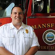 Mansfield MA fireman.