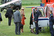 State Visit of the presidentof Chili , Michelle Bachelet to the Netherlands where she meets Queen Beatrix and Princes Maxima