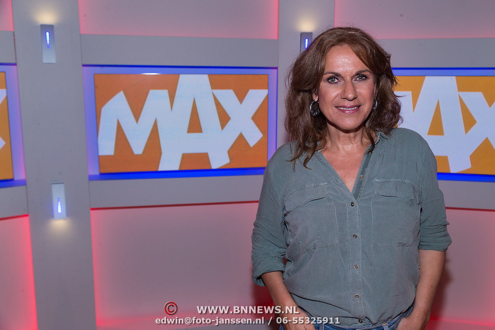 NLD/Hilversum/20130826 - najaarspresentatie 2013 omroep Max, Cilly Dartell