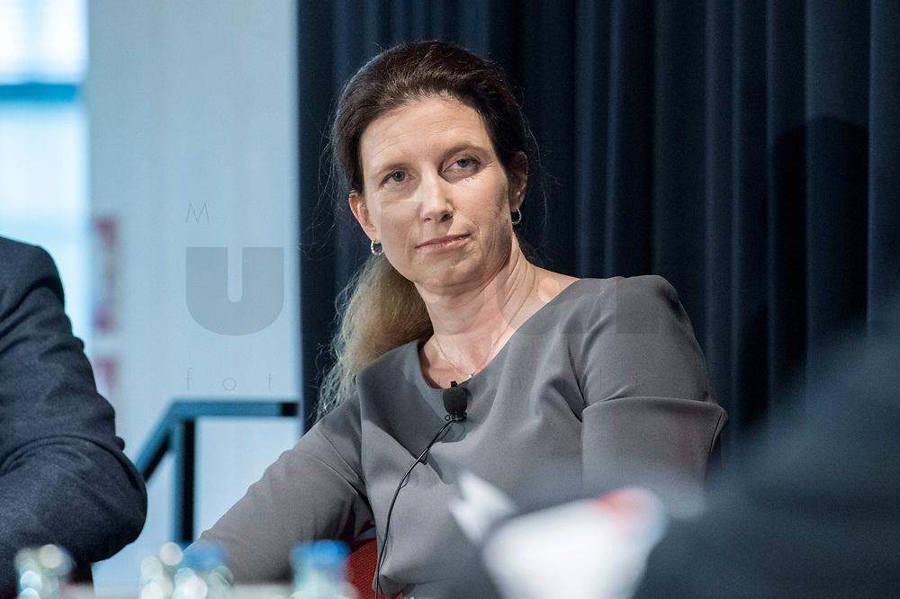 13 SEP 2018, BERLIN/GERMANY:<br /> Dr. Bettina Orlopp, Mitglied des Vorstands Commerzbank, Jahreskonferenz SPD Wirtschaftsforum, Maritim proArte Hotel<br /> IMAGE: 20180913-02-233