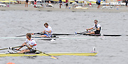 Poznan, POLAND, NZL M1X,  Mahe DRYSDALE, leads home. to win the gold medalist the men's single sculls  at the 2009 FISA World Rowing Championships. held on the Malta Rowing lake, Saturday  29/08/2009  [Mandatory Credit. Peter Spurrier/Intersport Images]