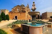 Cistercian Monastery of Saint Mary of Valldigna, Simat de la Valldigna, Valencia province, Spain