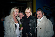 SOPHIA HESKETH; OLYMPIA SCARRY; NELLEE HOOPER,  Prada Congo Art Party hosted by Miuccia Pada and Larry Gagosian. The Double Club,  Torrens St. London EC1. The Double Club is A Carsten Holler project by Fondazione Prada. 10 February 2009. *** Local Caption *** -DO NOT ARCHIVE-© Copyright Photograph by Dafydd Jones. 248 Clapham Rd. London SW9 0PZ. Tel 0207 820 0771. www.dafjones.com.<br /> SOPHIA HESKETH; OLYMPIA SCARRY; NELLEE HOOPER,  Prada Congo Art Party hosted by Miuccia Pada and Larry Gagosian. The Double Club,  Torrens St. London EC1. The Double Club is A Carsten Holler project by Fondazione Prada. 10 February 2009.