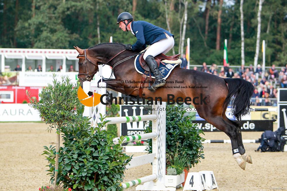 , Warendorf - Bundeschampionate  01. - 05.09.2010, Cornet´s Hope - Tebbel, Rene