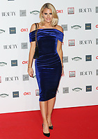 Danielle Armstrong, The Beauty Awards 2018, Park Plaza Westminster Bridge, London, UK, 26 November 2018, Photo by piQtured