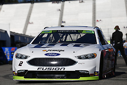 September 23, 2017 - Loudon, New Hampshire, United States of America - September 23, 2017 - Loudon, New Hampshire, USA: Brad Keselowski (2) takes to the track to practice for the ISM Connect 300 at New Hampshire Motor Speedway in Loudon, New Hampshire. (Credit Image: © Justin R. Noe Asp Inc/ASP via ZUMA Wire)