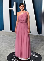 Radhika Jones attending the Vanity Fair Oscar Party held at the Wallis Annenberg Center for the Performing Arts in Beverly Hills, Los Angeles, California, USA.