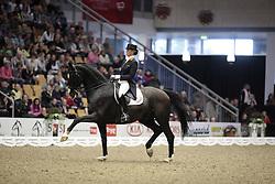 Van Grunsven Anky (NED) - Salinero<br /> JBK Horse Show 2009<br /> © Hippo Foto - Leanjo de Koster