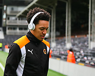Helder Costa of Wolverhampton Wanderers before the Sky Bet Championship match at Craven Cottage, London<br /> Picture by Richard Brooks/Focus Images Ltd 07947656233<br /> 18/03/2017