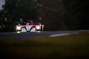 Jacques Nicolet, Bertrand Baguette and Olivier Pla, Oak Racing (P2) Nissan Morgan , Petit Le Mans. Oct 18-20, 2012. © Jamey Price