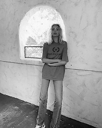 """Elsa Hosk releases a photo on Instagram with the following caption: """"3 x mood \ud83d\ude36\ud83d\ude01\ud83e\udd28"""". Photo Credit: Instagram *** No USA Distribution *** For Editorial Use Only *** Not to be Published in Books or Photo Books ***  Please note: Fees charged by the agency are for the agency's services only, and do not, nor are they intended to, convey to the user any ownership of Copyright or License in the material. The agency does not claim any ownership including but not limited to Copyright or License in the attached material. By publishing this material you expressly agree to indemnify and to hold the agency and its directors, shareholders and employees harmless from any loss, claims, damages, demands, expenses (including legal fees), or any causes of action or allegation against the agency arising out of or connected in any way with publication of the material."""