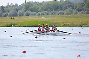 Race: 16  Event: Women's Coxless Fours - Championship - Heat<br /> <br /> National Schools Regatta 2018<br /> Sunday<br /> <br /> To purchase this photo, or to see pricing information for Prints and Downloads, click the blue 'Add to Cart' button at the top-right of the page. The Metropolitan Regatta 2018 The Metropolitan Regatta 2018