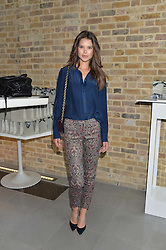 SARAH ANN MACKLIN at a summer drinks party hosted by Bec Astley Clarke at the Serpentine Sackler Gallery, Hyde Park, London on 17th June 2014.