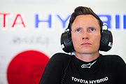 June 13-18, 2017. 24 hours of Le Mans. Mike Conway, Toyota Racing, Toyota TS050 Hybrid