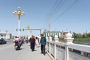 Kashgar, Xinjiang. NATACHA DE MAHIEU