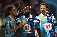 FOOTBALL - FRENCH CHAMPIONSHIP 2010/2011 - L2 - LE HAVRE AC v CS SEDAN - 15/10/2010 - PHOTO ERIC BRETAGNON / DPPI - JOY LE HAVRE