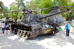 Tanks, War Remnants Museum