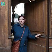 Piccolo Teatro Grassi, Milano, Italia, 30 Marzo 2021. Francesca Biffi, 40 anni, attrice, regista e scenografa.