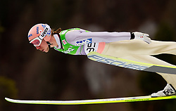 Third placed Martin Koch of Austria during Flying Hill Individual at 2nd day of FIS Ski Jumping World Cup Finals Planica 2011, on March 18, 2011, Planica, Slovenia. (Photo by Vid Ponikvar / Sportida)