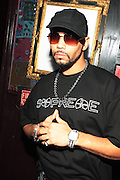 New York, NY- December 21:   Recording Artist Supreme-I-self of Wu-tang backstage at the Common Concert of his new Album ' The Dreamer/Believer '  held at the House of Blues  on December 21, 2011 in Los Angeles, CA.  Photo Credit: Terrence Jennings