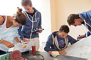 Het Human Power Team Delft en Amsterdam (HPT), dat bestaat uit studenten van de TU Delft en de VU Amsterdam, is in Senftenberg voor een poging het uurrecord te verbreken op de Dekrabaan met de VeloX4. In september wil het HPT daarna een poging doen het wereldrecord snelfietsen te verbreken, dat nu op 133 km/h staat tijdens de World Human Powered Speed Challenge.<br /> <br /> The Human Power Team Delft and Amsterdam, consisting of students of the TU Delft and the VU Amsterdam, is in Senftenberg (Germany) for the attempt to set a new hour record on a bicycle with the special recumbent bike VeloX4. They also wants to set a new world record cycling in September at the World Human Powered Speed Challenge. The current speed record is 133 km/h.