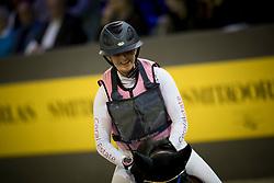 Van Roekel Nienke, NED, Gentleman<br /> Indoor Brabant - Den Bosch 2017<br /> © Hippo Foto - Dirk Caremans<br /> 09/03/2017