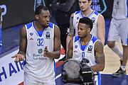 DESCRIZIONE : Eurocup 2015-2016 Last 32 Group N Dinamo Banco di Sardegna Sassari - Cai Zaragoza<br /> GIOCATORE : Jarvis Varnado MarQuez Haynes<br /> CATEGORIA : Ritratto Esultanza Postgame<br /> SQUADRA : Dinamo Banco di Sardegna Sassari<br /> EVENTO : Eurocup 2015-2016<br /> GARA : Dinamo Banco di Sardegna Sassari - Cai Zaragoza<br /> DATA : 27/01/2016<br /> SPORT : Pallacanestro <br /> AUTORE : Agenzia Ciamillo-Castoria/L.Canu