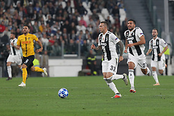October 2, 2018 - Turin, Piedmont, Italy - Federico Bernardeschi (Juventus FC) during the Juventus FC UEFA Champions League match between Juventus FC and Berner Sport Club Young Boys at Allianz Stadium on October 02, 2018 in Turin, Italy..Juventus won 3-0 over Young Boys. (Credit Image: © Massimiliano Ferraro/NurPhoto/ZUMA Press)