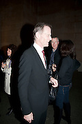 SIR NICHOLAS SEROTA, Turner Prize 2010. Tate Britain. Millbank. London. 6 December 2010. -DO NOT ARCHIVE-© Copyright Photograph by Dafydd Jones. 248 Clapham Rd. London SW9 0PZ. Tel 0207 820 0771. www.dafjones.com.