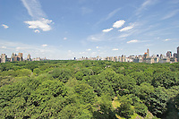 Roof View at 160 Central Park South