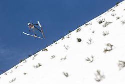 Mikhail Nazarov (RUS) during the Qualification round of the Ski Flying Hill Individual Competition at Day 1 of FIS Ski Jumping World Cup Final 2019, on March 21, 2019 in Planica, Slovenia. Photo by Matic Ritonja / Sportida