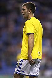 Birmingham City's Gary Gardner in action