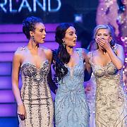 NLD/Hilversum/20160926 - Finale Miss Nederland 2016, winnares Zoey Ivory