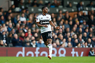 Fulham forward Floyd Ayite (11) during The FA Cup 3rd round match between Fulham and Oldham Athletic at Craven Cottage, London, England on 6 January 2019.