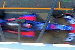 March 6, 2018 - Barcelona, Catalonia, Spain - the Toro Rosso of Pierre Gasly during the Formula 1 tests at the Barcelona-Catalunya Circuit, on 06th March 2018 in Barcelona, Spain. (Credit Image: © Joan Valls/NurPhoto via ZUMA Press)