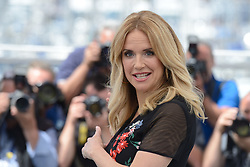 Kelly Preston attending the Rendez-vous with John Travolta - Gotti Photocall held at the Palais des Festivals as part of the 71th annual Cannes Film Festival on May 15, 2018 in Cannes, France. Photo by Aurore Marechal/ABACAPRESS.COM