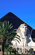 The Luxor, Las Vegas, Nevada, USA<br />
