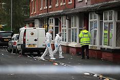 Manchester shooting - 11 Aug 2018