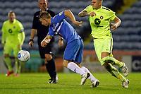 Gary Stopforth. Stockport County Football Club 1-0 Gainsborough Trinity Football Club, Vanarama National League North, 15.11.16.