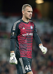 BATE Borisov goalkeeper Denis Scherbitski