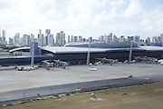 Recife_PE, Brasil.<br /> <br /> Imagens areas de Recife. Na foto Aeroporto Internacional de Recife.<br /> <br /> Aerial view of Recife. In this photo International Airport of Recife.<br /> <br /> Foto: LEO DRUMOND / NITRO