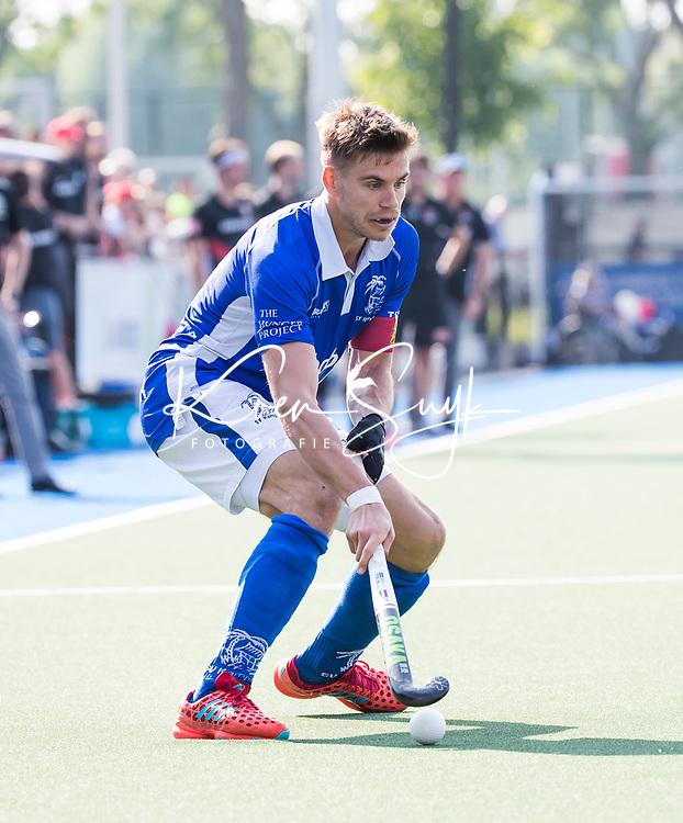 UTRECHT - Sander de Wijn (Kampong)  tijdens   de finale van de play-offs om de landtitel tussen de heren van Kampong en Amsterdam (3-1). Kampong kampioen van Nederland. COPYRIGHT  KOEN SUYK