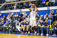 Dionte Christmas - 14.03.2015 - Paris Levallois / Rouen - 22eme journee de Pro A<br /> Photo : Anthony Dibon / Icon Sport