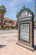 La Plaza Downtown Palm Springs on Palm Canyon Drive