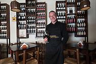 Raffaele Lorenzon, owner of Enoteca Vino Italiano